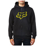 Fox Racing Tracked Sherpa Zip-Up Hooded Sweatshirt