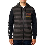 Fox Racing Utiliterry 360 Zip-Up Hooded Sweatshirt