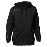 Fox Racing Utiliterry Redplate 360 Zip-Up Hooded Sweatshirt