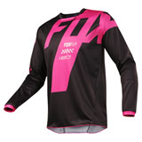 Fox Racing 180 Mastar Jersey Black