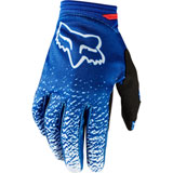 Fox Racing Women's Dirtpaw Gloves Blue