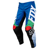 Fox Racing Women's 180 Pants Blue