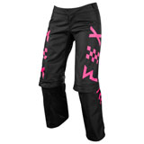Fox Racing Women's Switch Pants Black/Pink