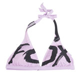 Fox Racing Women's Rodka Fixed Halter Bikini Top