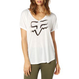 Fox Racing Women's Responded V-Neck T-Shirt 2017