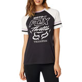 Fox Racing Women's Throttle Maniac T-Shirt
