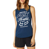 Fox Racing Women's Throttle Maniac Muscle Tank