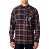 Fox Racing Drezzy Flannel Long Sleeve Button Up Shirt