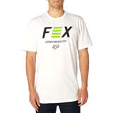 Fox Racing Pro Circuit T-Shirt 2017 Optic White