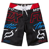 Fox Racing Youth Throttled Board Shorts