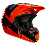 Fox Racing Youth V1 Mastar Helmet Orange