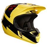Fox Racing Youth V1 Mastar Helmet Yellow