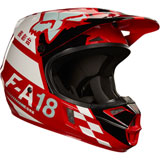 Fox Racing Youth V1 Sayak Helmet