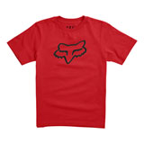Fox Racing Youth Legacy T-Shirt Dark Red