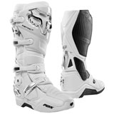 Fox Racing Instinct Boots White/Silver