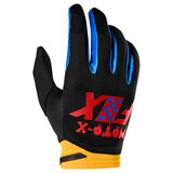 Fox Racing Dirtpaw Czar Gloves Black/Yellow