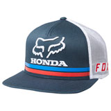 Fox Racing Honda Snapback Hat Navy