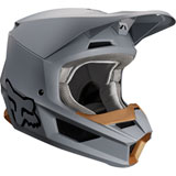 Fox Racing V1 Matte Helmet Stone