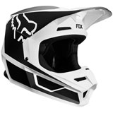 Fox Racing V1 PRZM Helmet Black/White