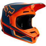 Fox Racing V1 PRZM Helmet Orange