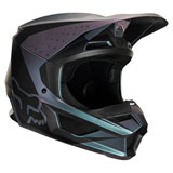 Fox Racing V1 Weld Helmet Black Iridium