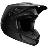 Fox Racing V2 Matte Black Helmet Matte Black