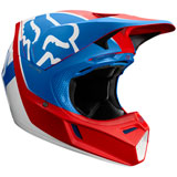 Fox Racing V3 Kila MIPS Helmet Blue/Red