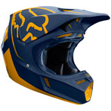 Fox Racing V3 Kila MIPS Helmet Navy/Yellow