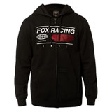 Fox Racing Global Zip-Up Hooded Sweatshirt