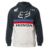 Fox Racing Honda Hooded Sweatshirt 19 Navy/White
