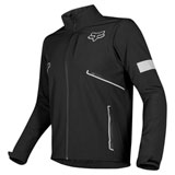 Fox Racing Legion Softshell Jacket Black