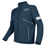 Fox Racing Legion Softshell Jacket Navy