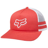 Fox Racing Women's Head Trik Snapback Trucker Hat Rio Red