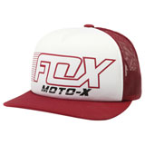 Fox Racing Women's Throttle Maniac Snapback Trucker Hat