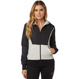 Fox Racing Women's Affirmed Zip-Up Hooded Sweatshirt