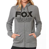 Fox Racing Women's Ascot Zip-Up Hooded Sweatshirt