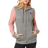 Fox Racing Women's Everglade Zip-Up Hooded Sweatshirt