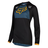 Fox Racing Girl's Youth 180 Mata Drip Jersey
