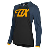 Fox Racing Women's Switch Mata Drip Jersey