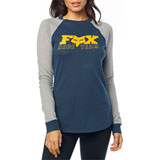 Fox Racing Women's Race Team Long Sleeve T-Shirt