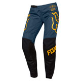 Fox Racing Girl's Youth 180 Mata Drip Pants Black/Navy