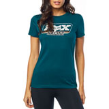 Fox Racing Women's Retro Fox T-Shirt