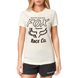 Fox Racing Women's Worldwide T-Shirt