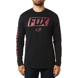 Fox Racing Foiled Long Sleeve T-Shirt