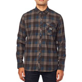 Fox Racing Rowan Stretch Flannel Long Sleeve Button Up Shirt