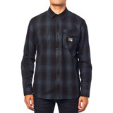 Fox Racing Voyd Flannel Long Sleeve Button Up Shirt
