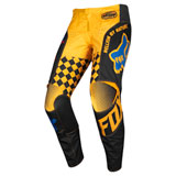 Fox Racing Youth 180 Czar Pants Black/Yellow