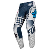 Fox Racing Youth 180 Czar Pants Light Grey