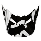 Fox Racing V1 Race Helmet Replacement Visor