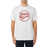 Fox Racing Axle T-Shirt Optic White